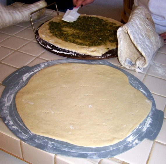 Make Your Own Pizza -- It's Easy! | Tried-and-True Recipes | Pinterest