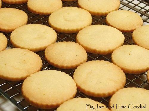 Slice and Bake Shortbread Cookies | COOKIES....BROWNIES....BARS | Pin ...