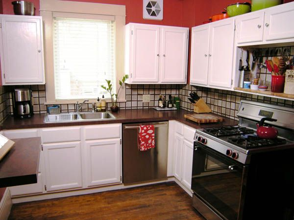 how to refinish painted kitchen cabinets kitchens pinterest