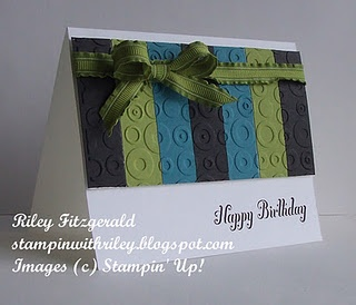 Stampin' Up! SU, Stampin' with Riley
