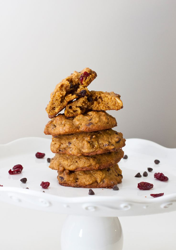 ... : pumpkin oatmeal cookies , pumpkin oatmeal and dried cranberries