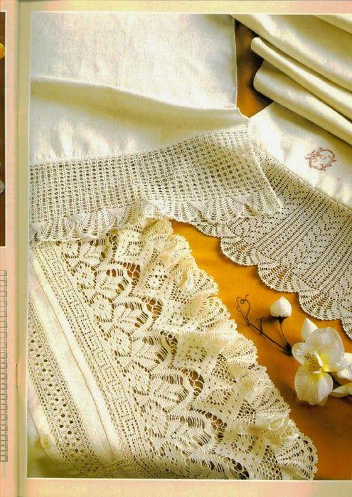 Victoria - Handmade Creations: Μοναδικές δαντέλες για από τα σεντούκια της παράδοσης