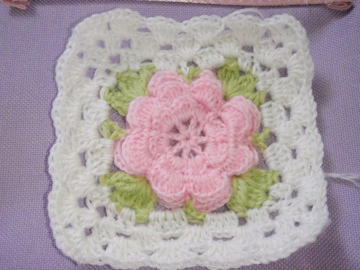 Crochet Pattern Rose Trellis Afghan : Pin by Pattie Hunt on crochet Pinterest