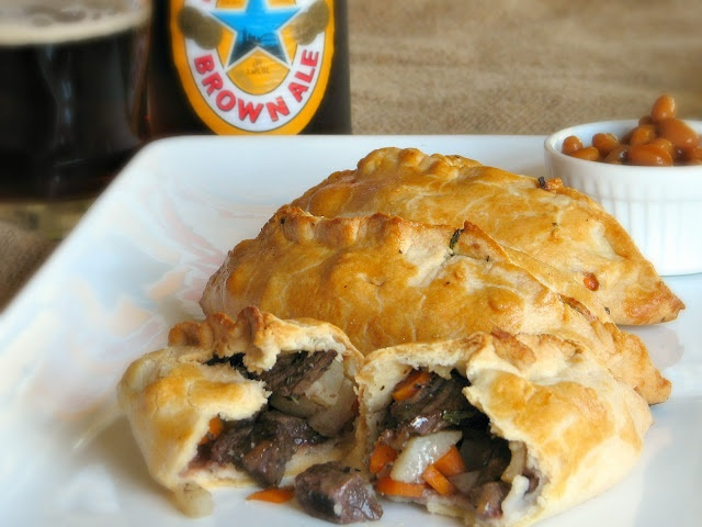 Cornish Pasty | In the kitchen: savory pies | Pinterest