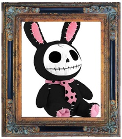 1 kick-ass Easter Bunny!