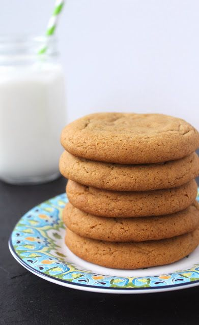 "Soft and Chewy Gingersnap Cookies | ""Bake"" my day, Punk!!!! 