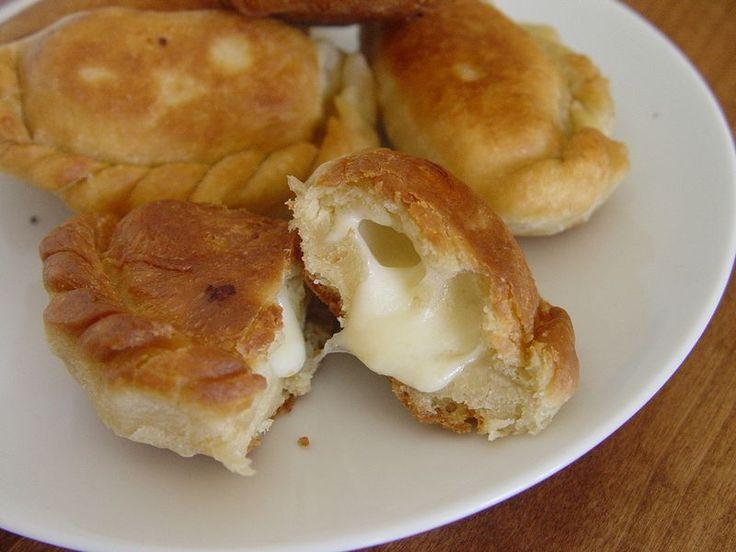 Fried cheese empanadas | Ecuadorian & Latin | Pinterest
