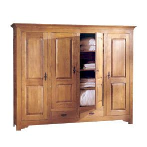 Robe 4 Doors And 2 Drawers Camille Furniture UK Bedroom Furniture