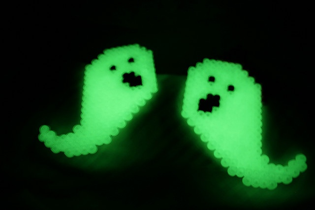 perler beads glow in the dark car interior design. Black Bedroom Furniture Sets. Home Design Ideas