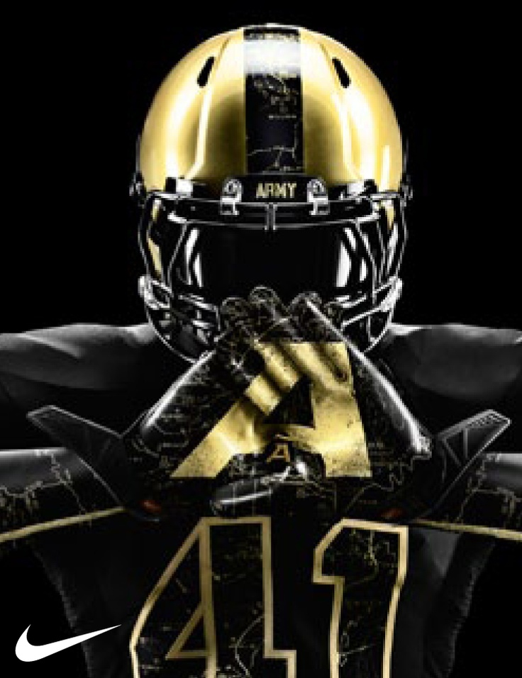Army-Navy Game 2012 Rival Uniform