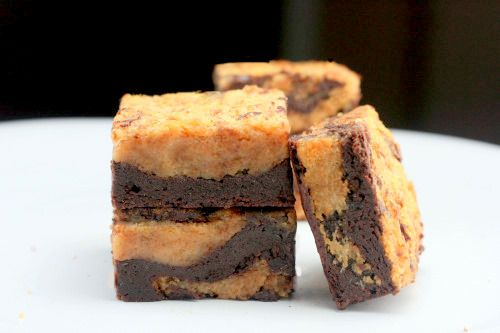 Peanut Butter Cheesecake Brownies | Peanut Butter or Wow Butter | Pin ...