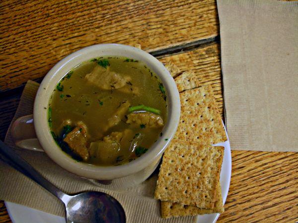 SEITAN NOODLE SOUP | > Soups, Chili, & Stews | Pinterest
