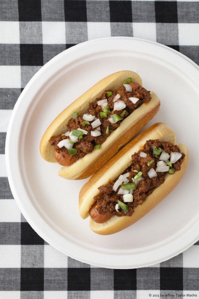 Sandwich Chili from The Southern Tailgating Cookbook