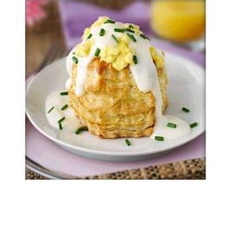 Scrambled Egg Brunch Cups | Food & Recipies | Pinterest
