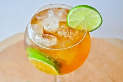 Grilled Lemonade | Recipe
