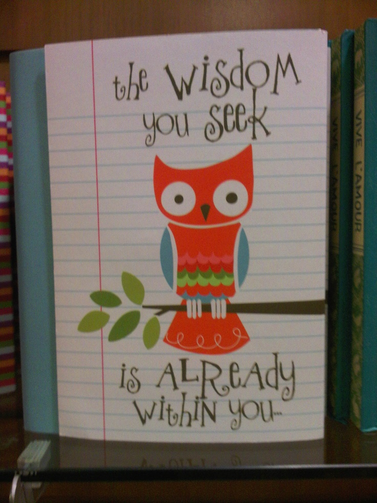 Wise Owl Quotes Sayings. QuotesGram