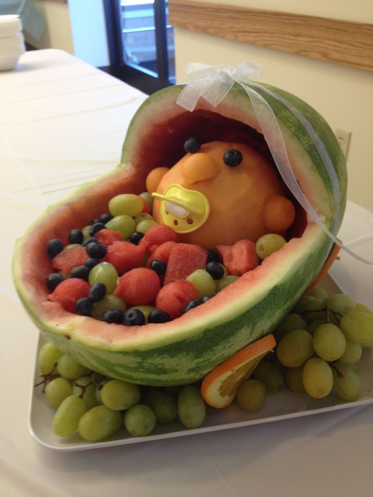 baby shower fruit chrissy 39 s baby shower pinterest