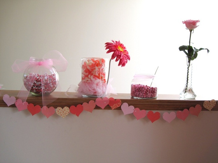 Cute Wedding Shower Decorations : Easy and cute bridal shower decorations parties