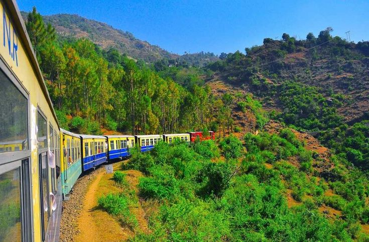 Toy Train Shimla Amazing Places To Visit In India Before You Die