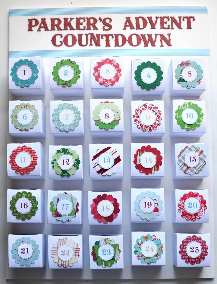 Advent Calendar Diy Template : Diy lego advent calendar new template site