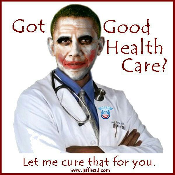 Need health care coverage? Just dial 1-800-F The Daily