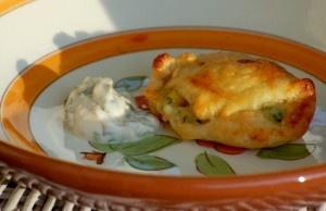 Curried Chicken Empanadas | Curried Chicken | Pinterest