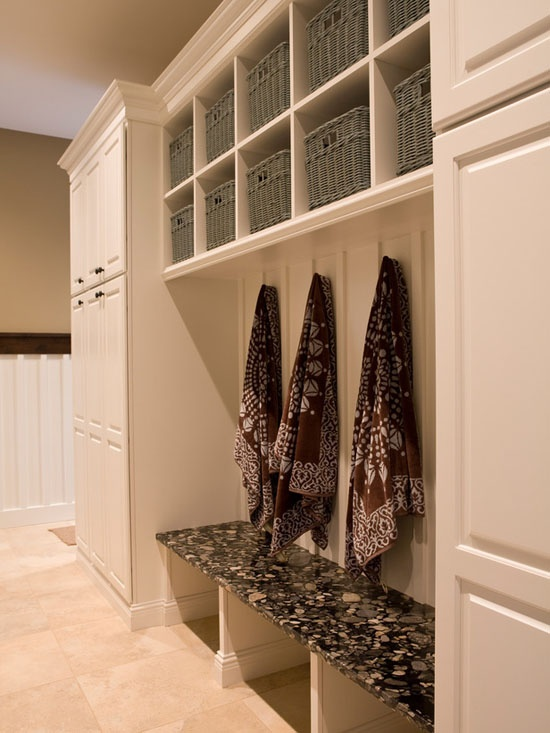Laundry mud room for the home pinterest - Mudroom laundry room designs ...