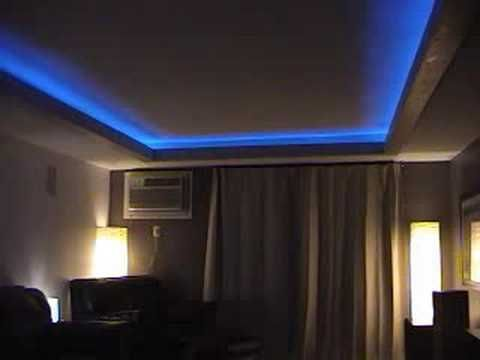 3 Color Led Ropelight Home Interior Ideas For Lighting