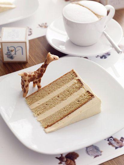 ... Stewart : Brown Sugar Layer Cake with Caramel Buttercream Frosting