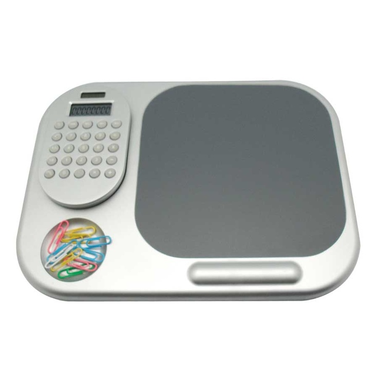 Mouse Pad With Calculator: This is a multipurpose computer table