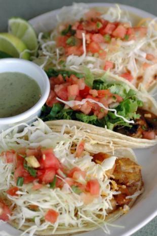 Pinterest for Wahoo fish taco
