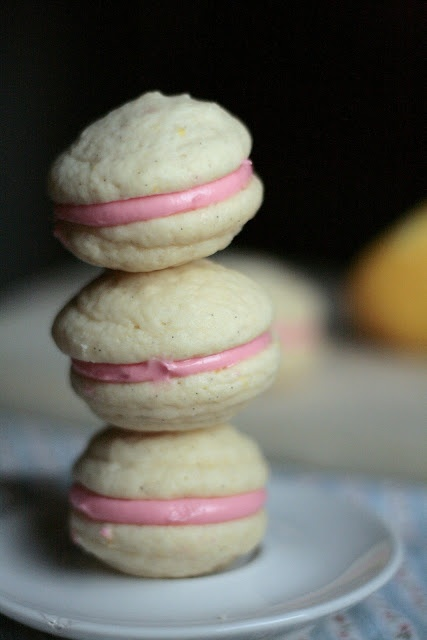 raspberry lemon whoopie pies | Cookies, Cakes and Confections ...