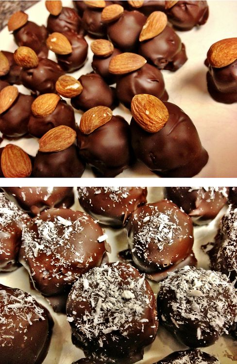 Coconut Joy Bites Recipes — Dishmaps