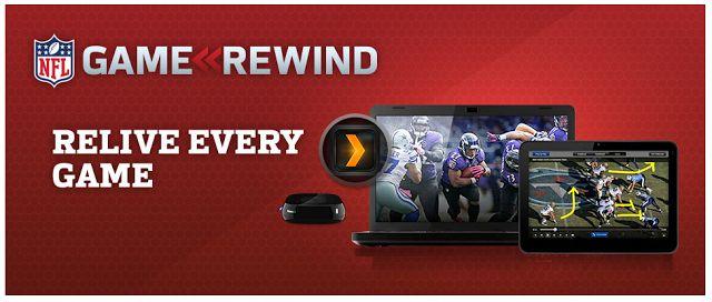 Watch NFL Games Online Free