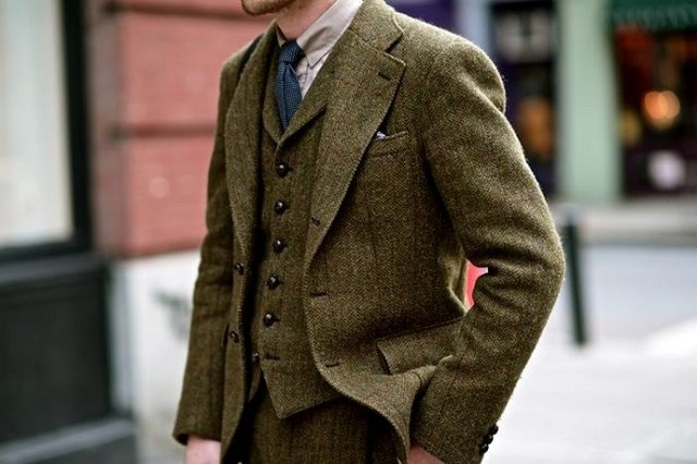 How to wear tweed suit style pinterest
