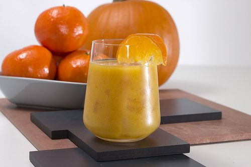 Pumpkin Punch with Cinnamon-Infused Rum | Feeling thirsty ? | Pintere ...