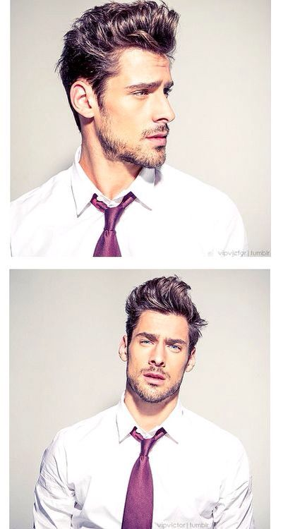 Styling Key Men's Hair Trends For 2012