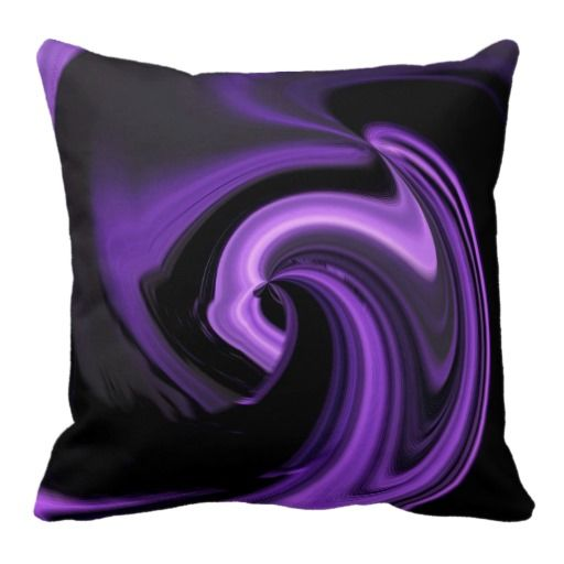 Amethyst purple abstract heart throw pillow for Amethyst throw pillows