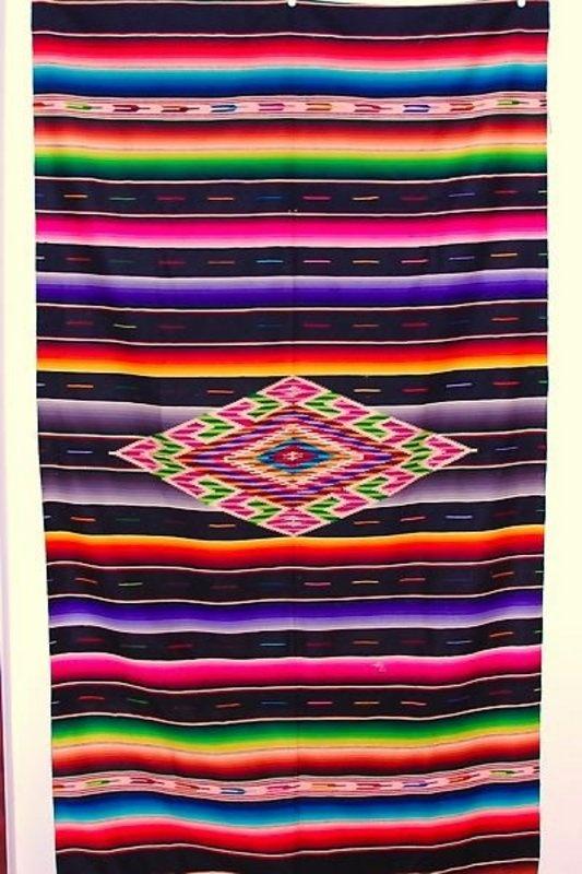 mexican blanket design