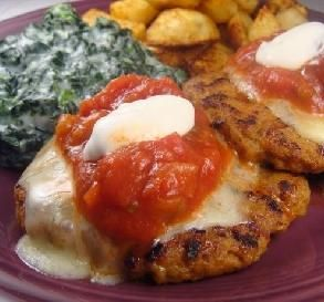 """Chicken Taco Burgers: """"Super simple, but full of flavor. I used a ..."""