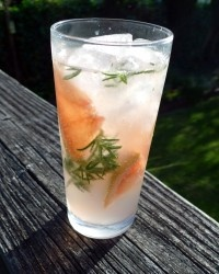 grapefruit and rosemary | Cocktail culture | Pinterest