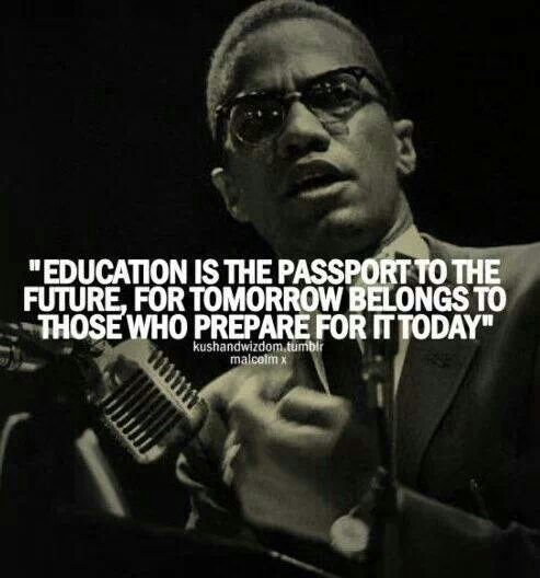Motivational Quotes By Malcolm X. QuotesGram