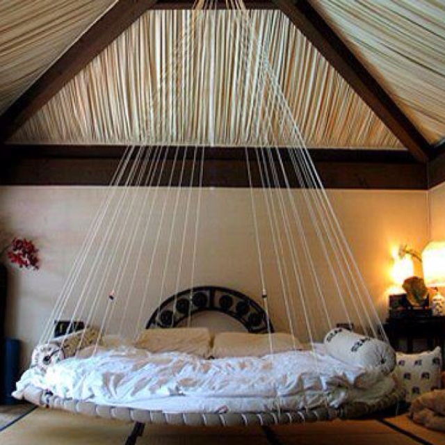 hammock bed home sweet home