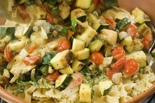 Farfalle with Zucchini / The Pioneer Woman, via Flickr