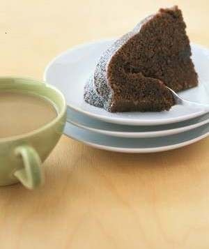 Chocolate-earl grey cake | Desserts | Pinterest