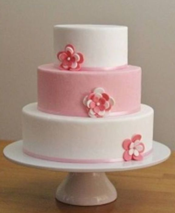 Simple Cake Designs With Fondant : simple fondant cake Fondant and cake/cupcake designs ...