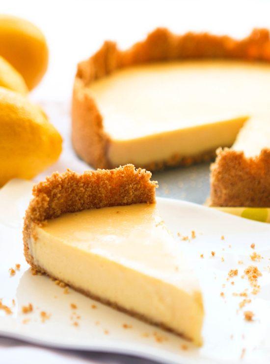 Lemon ice box pie | When life hands you lemons... | Pinterest