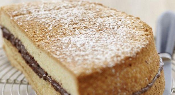 Gateau de Savoie recipe | Chef ! | Pinterest