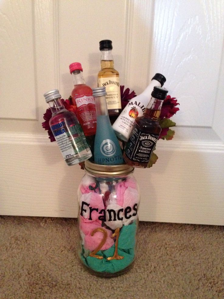 my very first diy alcohol bouquet crafts pinterest