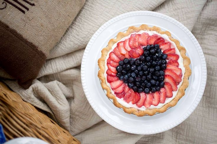 Fresh Fruit Tart - $35 @SomethingNewforIDo @Wheeler House